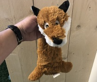 Puppy knuffel schuddy fox