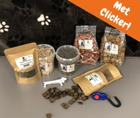 Clickertraining starters pakket