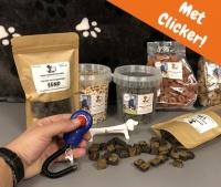 Clickertraining trainingssnoepjes pakket