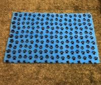 Isovet bed blauw