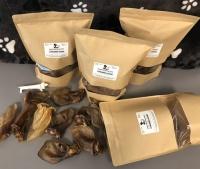 Snacks voor hond lamsoren