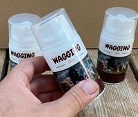 Wagging skin