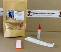 Giardia test hond