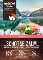 Wagging Excellent schotse zalm