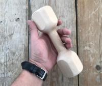 apporteerblok hout klein
