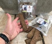 Gezonde hondensnacks vis